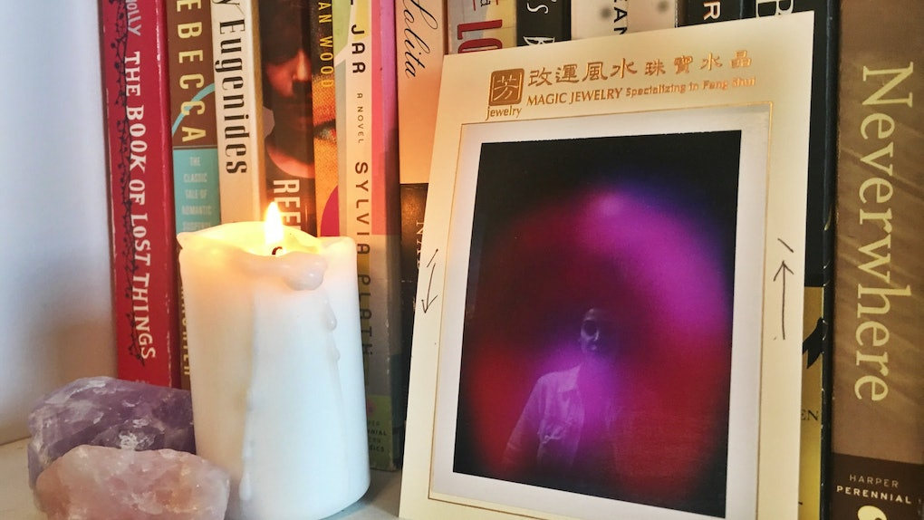I Got My Aura Photographed In NYC & It Was Ridiculously Spot On