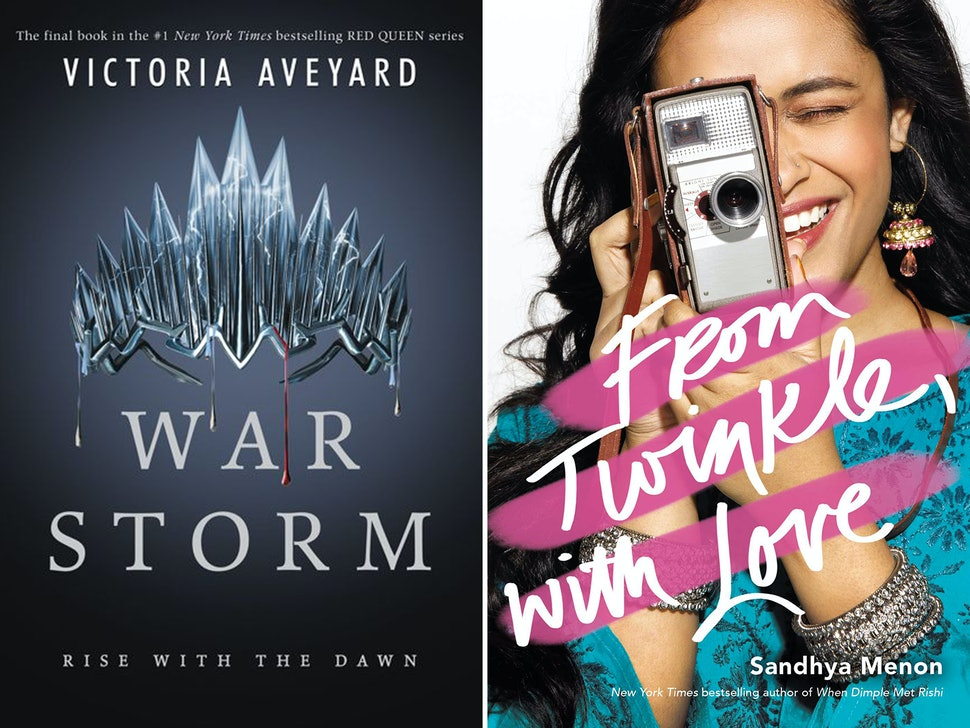 The 19 Best Young Adult Books Coming Out In May 2018