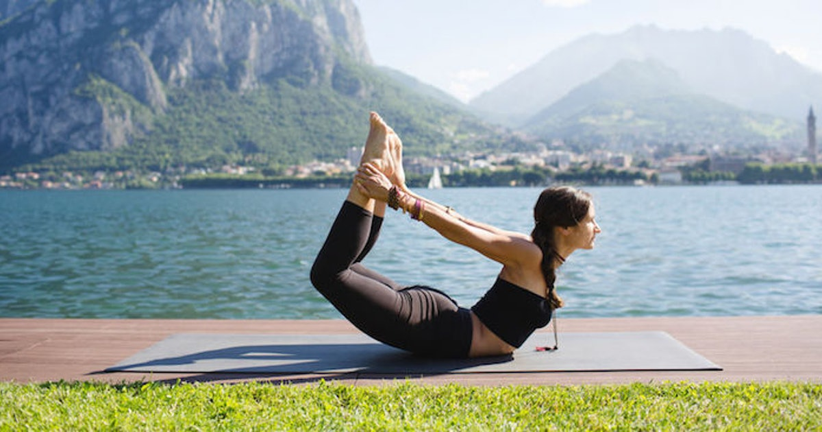 Try These 5 Yoga Poses When It Feels Like You're Having The Worst Day Ever