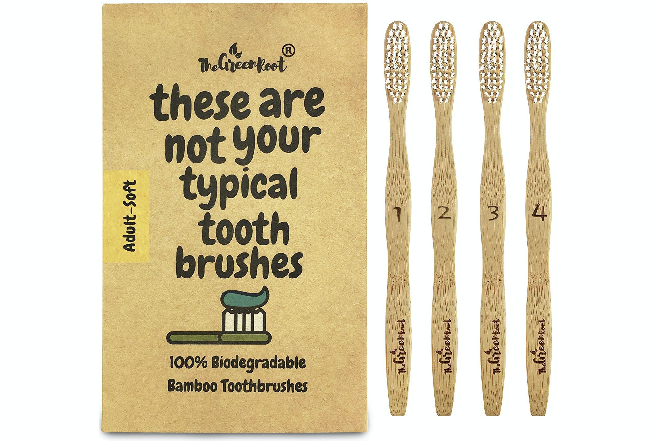 The 5 Best Bamboo Toothbrushes