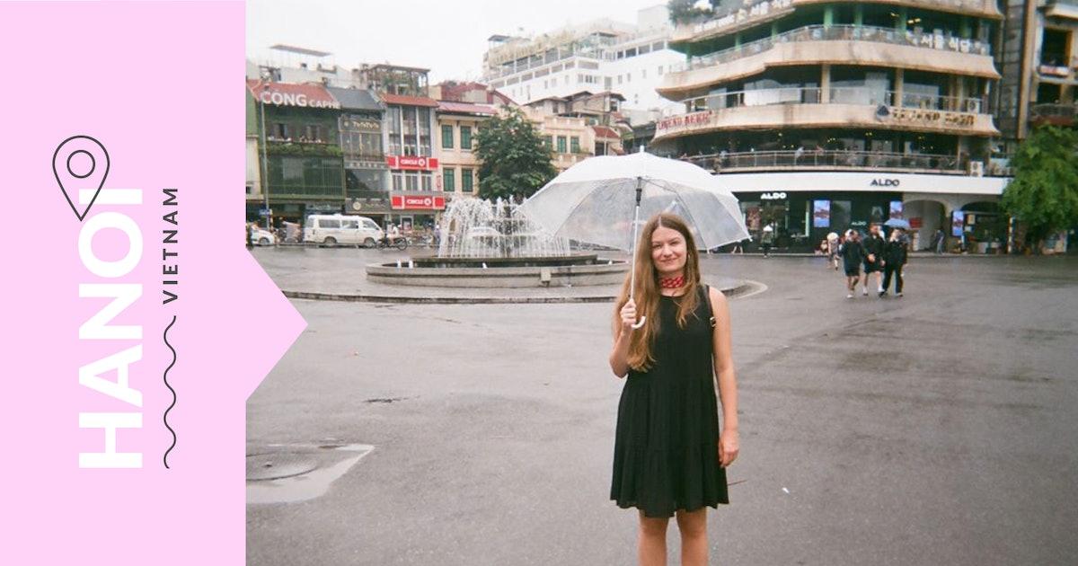 Wander Or Bust: Hanoi, Vietnam