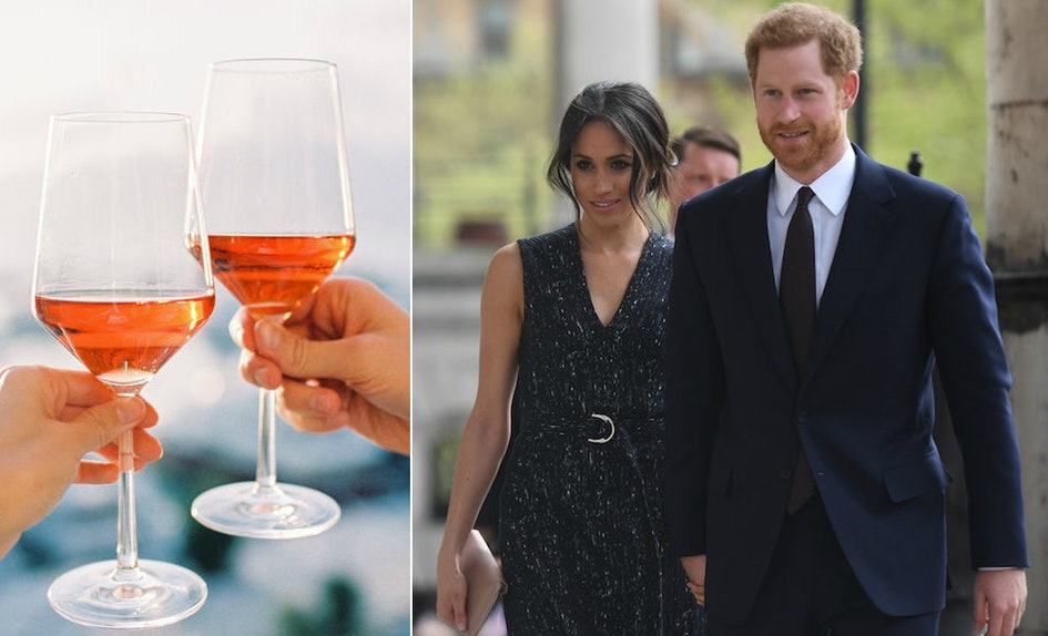 5 Royal Wedding Themed Wines That Are Perfect For Your Viewing Party
