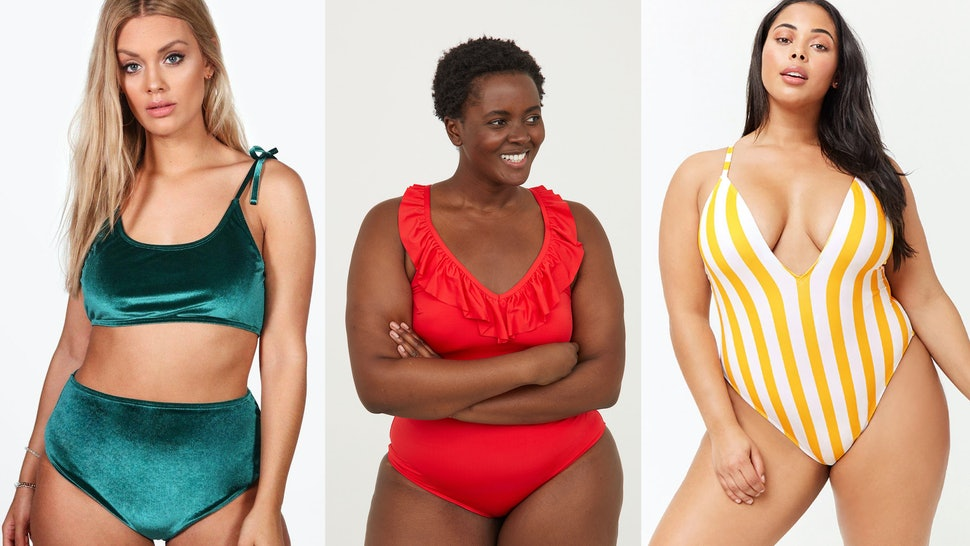 fd0cf997f4 Plus-Size Swimwear Brands On The British High-Street You Should Know