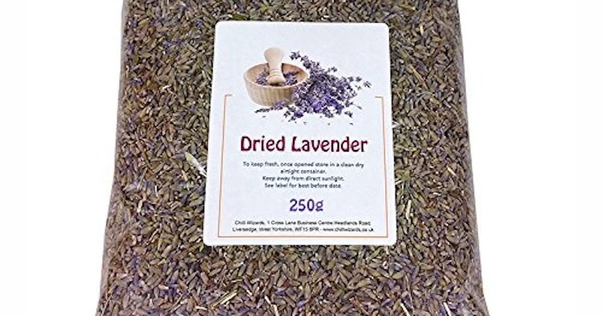 Dried Lavender, 250g