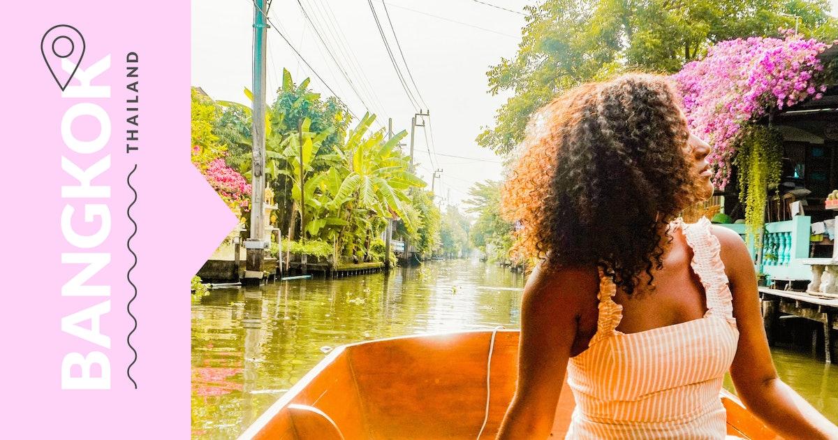 Wander Or Bust: Bangkok, Thailand