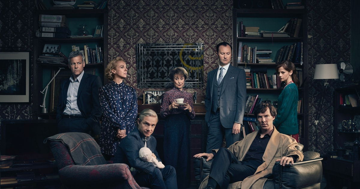 These 'Sherlock' Season 5 Updates Make It Sound Like The Case Of Holmes & Watson Hasn't Been Closed Just Yet