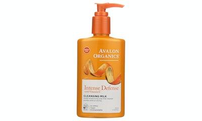Avalon Organics Intense Defense Cleansing Milk