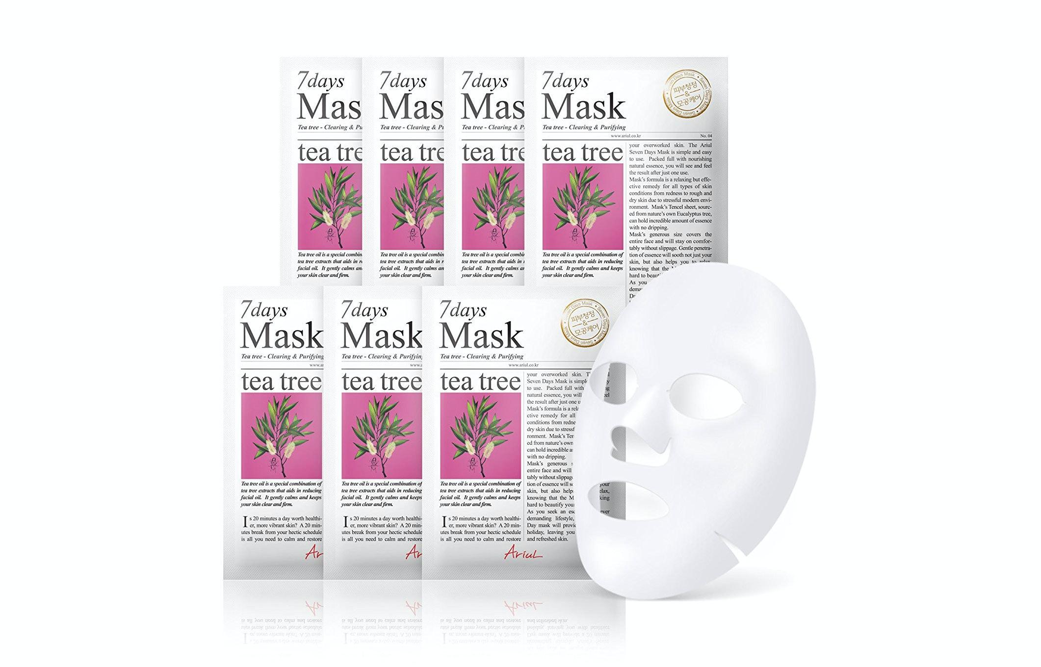 The Best Sheet Masks On Amazon