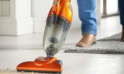 VonHaus 2-In-1 Corded Bagless Lightweight Stick Vacuum Cleaner