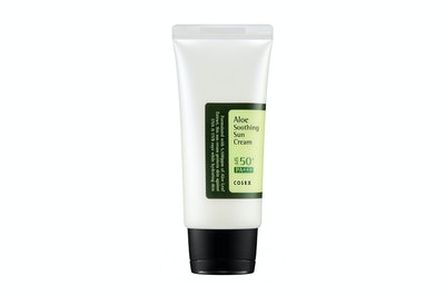 COSRX Aloe Soothing Sun Cream SPF50