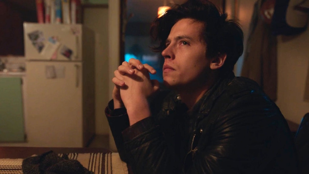 Jughead's Cliffhanger On 'Riverdale' Has A Funny Story Behind It