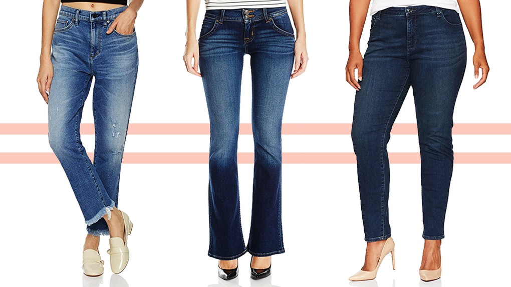 1d69f780013599 The 9 Best Petite Jeans