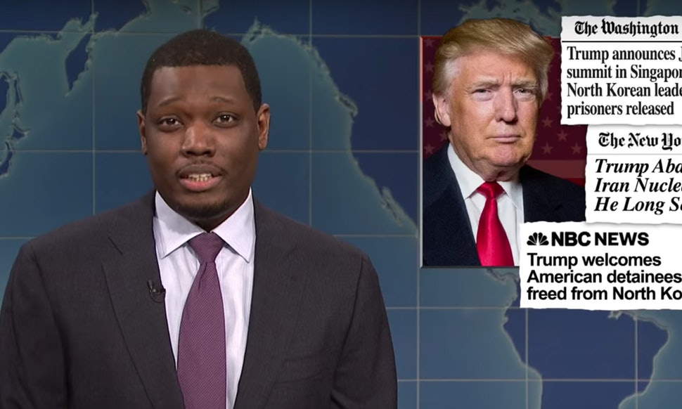 Snl highlights trumps good week lays out how bad it could have snl highlights trumps good week lays out how bad it could have been m4hsunfo