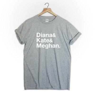 Royal Wedding Princess Shirt