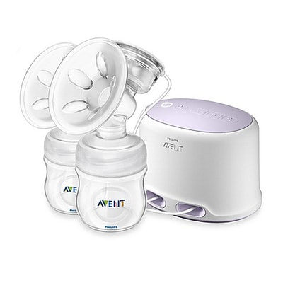 Read A Review Of The Philips Avent Double Electric Comfort Pump