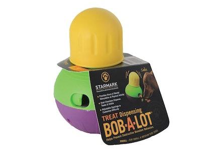 StarMark, Bob-A-Lot Interactive Dog Toy