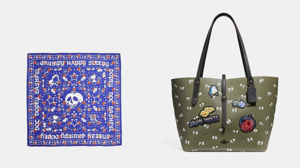 8993a36bc83e The Disney x Coach Collection  A Dark Fairy Tale  Is For All The Goth  Princesses