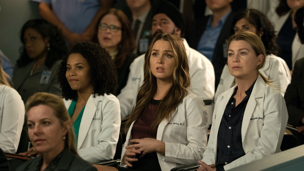 The Greys Anatomy Season 15 Cast Will Feature Many Returning