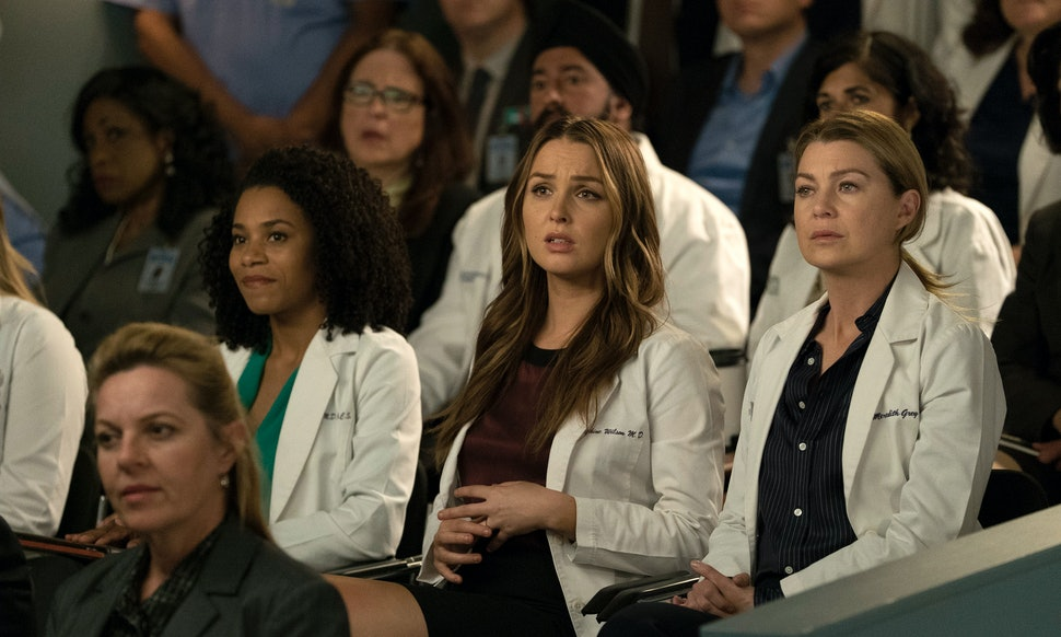 The \'Grey\'s Anatomy\' Season 15 Cast Will Feature Many Returning ...
