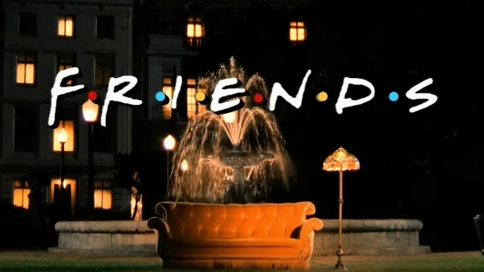 The 'Friends' Character You Are Based On Your Myers-Briggs
