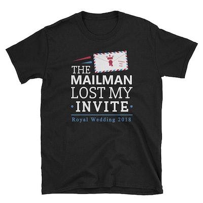 Royal Wedding Shirt