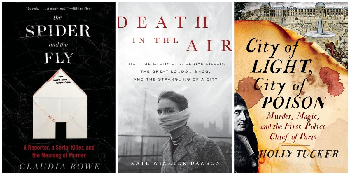 9 Books For 'My Favorite Murder' Fans, Because Sometimes You Just Want To Read More True Crime