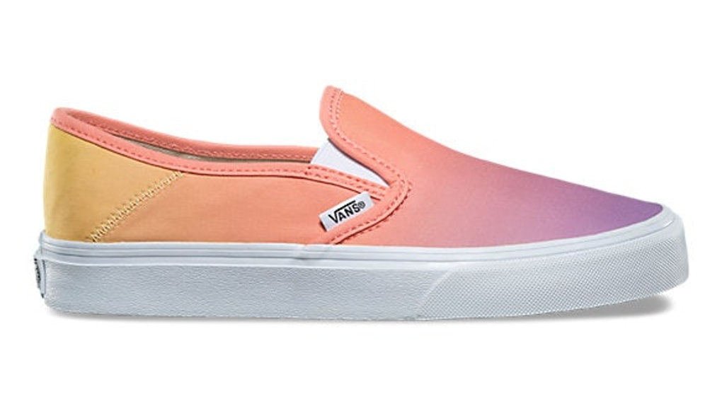 d9516b59261e96 Vans  Sunset Fade Sneaker Pack Will Let You Literally Walk On Sunshine