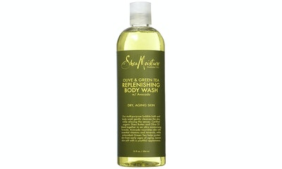 Shea Moisture, Olive & Green Tea Body Wash