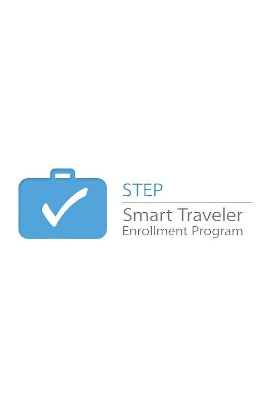 STEP, Smart Traveler Enrollment Plan