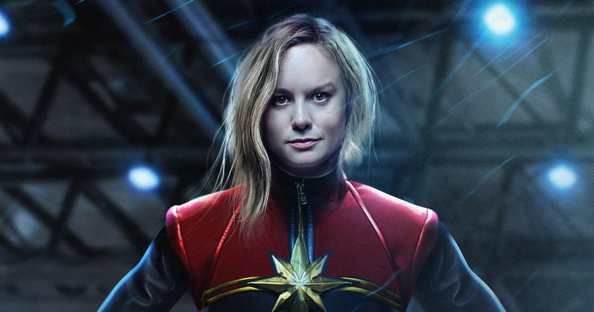What Are Captain Marvel's Powers? Fans Need A Refresher After 'Infinity War'