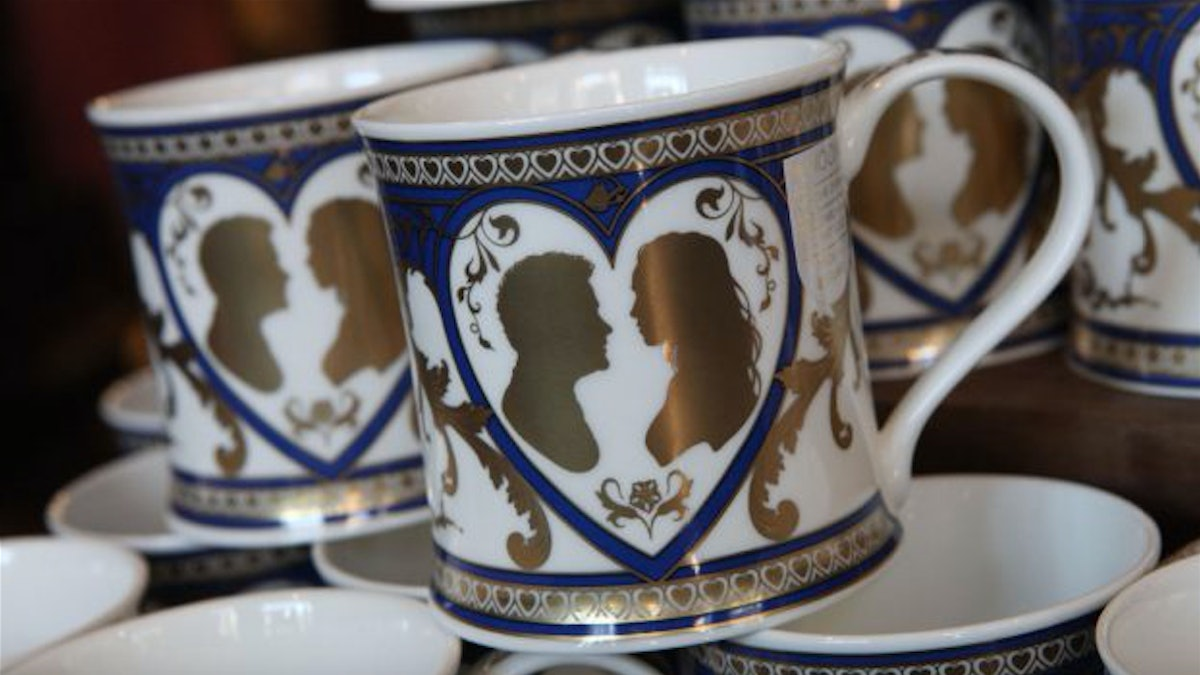 Disney's Royal Wedding Merchandise At Epcot Is So Gorgeous You'll Want To Buy It All
