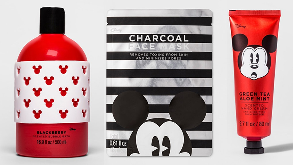 615366c14 These Target Disney Beauty Products Are So Cheap, You Can Snag 'Em All