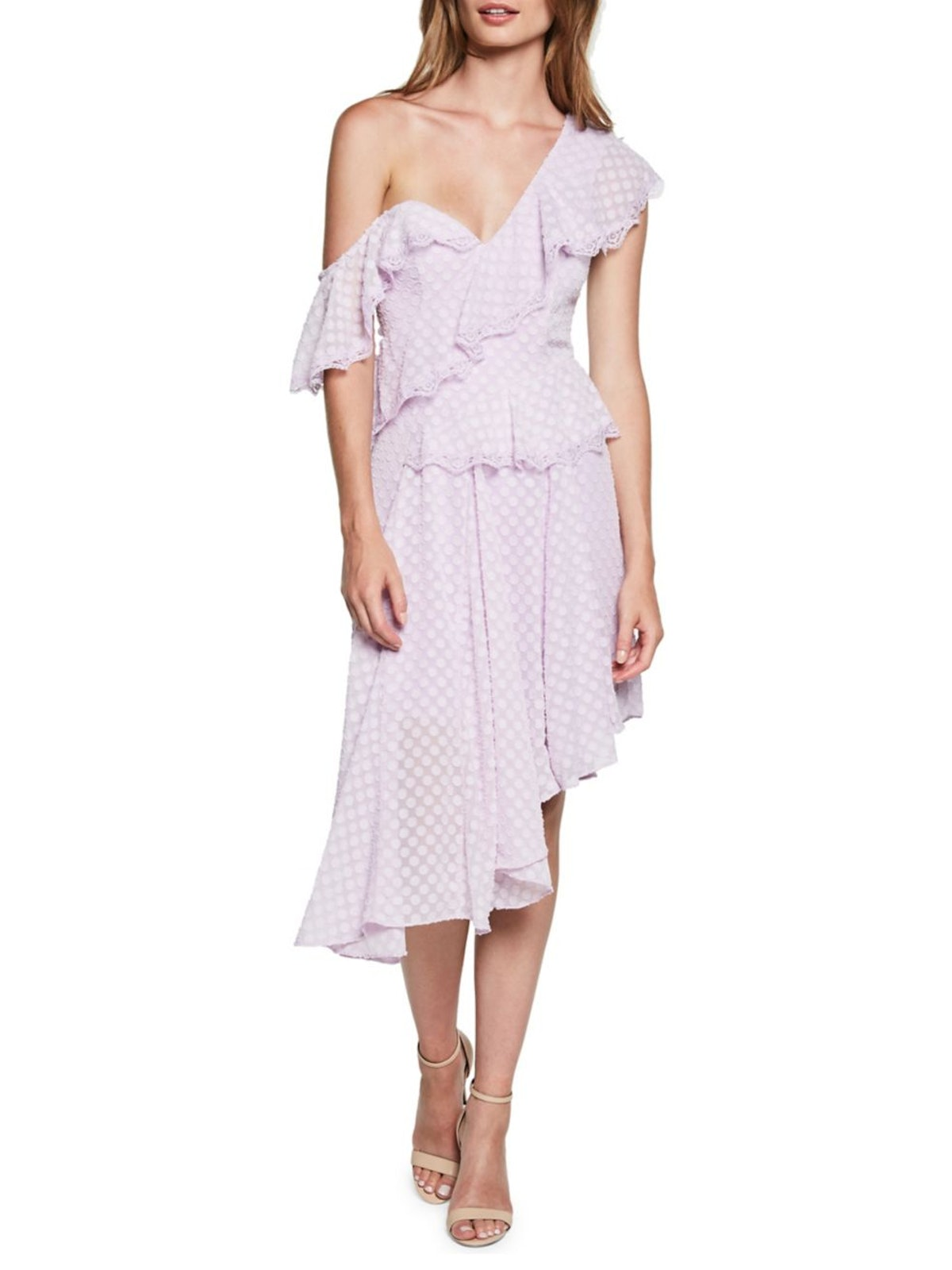 Bardot Senorita One-Shoulder Dress