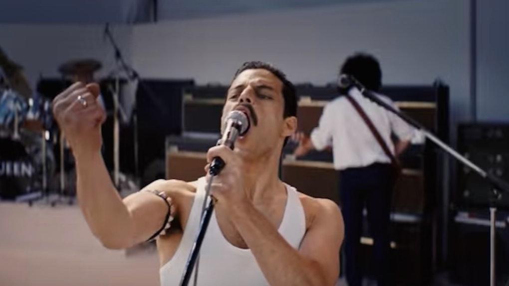 The 'Bohemian Rhapsody' Trailer Is Here & Whoa, Rami Malek