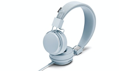 Urbanears Plattan 2 On-Ear Headphone, Snow Blue