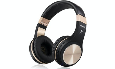 Riwbox XBT-80 Bluetooth Headphones