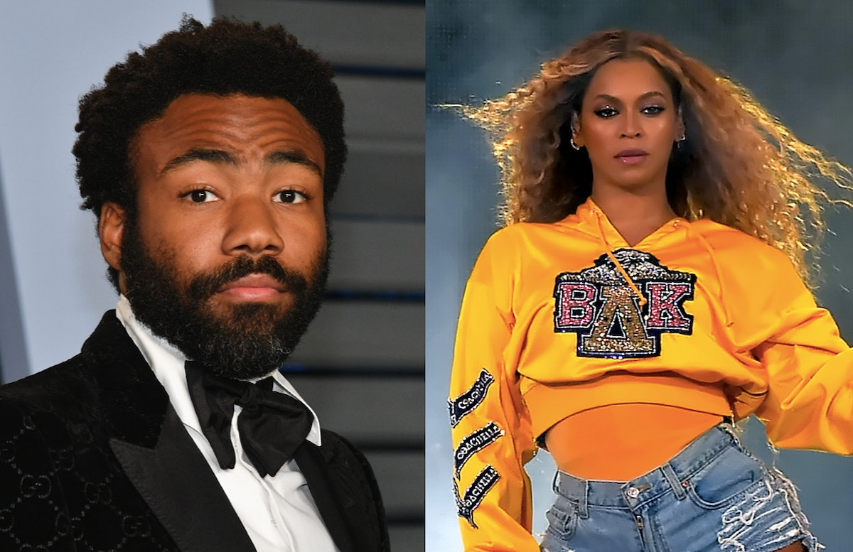 Donald Glover's Reaction To Working With Beyoncé On 'Lion King' Is 100-Percent Relatable