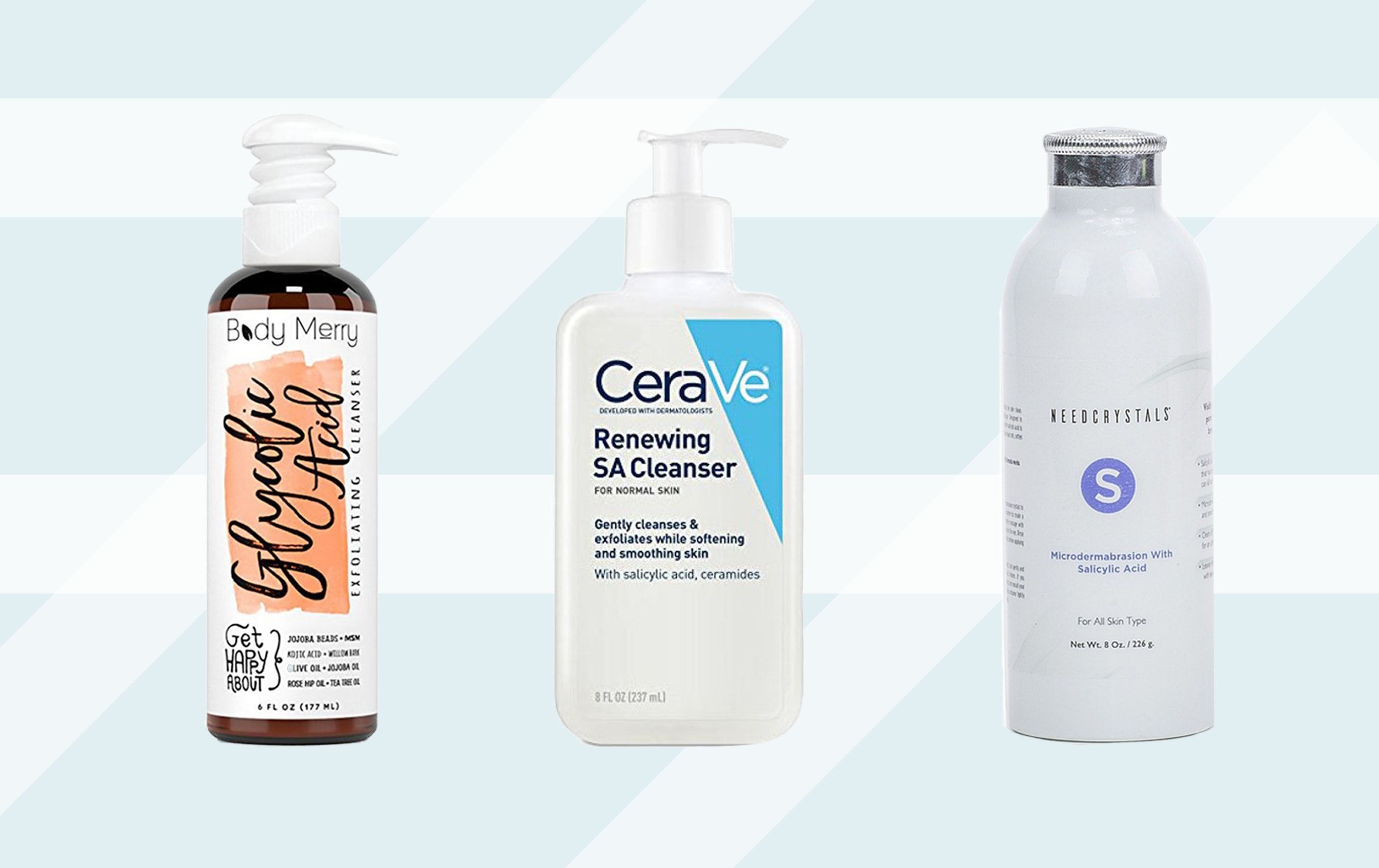 The Best Exfoliating Cleansers to Try Out ThisWinter