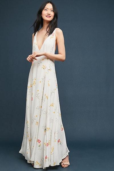 Josephine Wrapped Maxi Dress