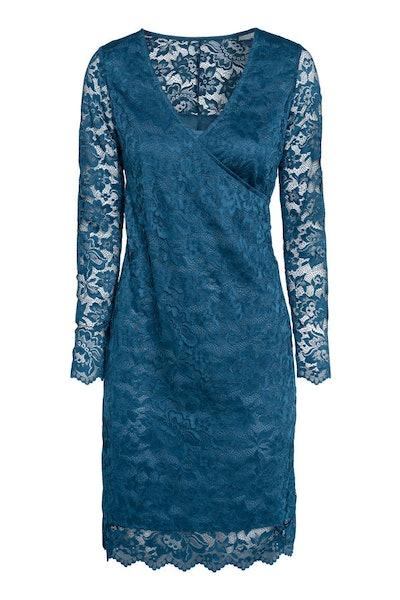 MAMA Lace Nursing Dress