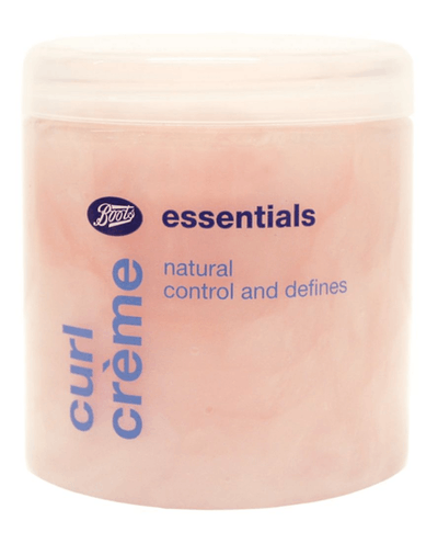 Boots Essentials Curl Creme