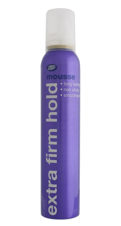 Boots Essential Mousse Extra Firm Hold
