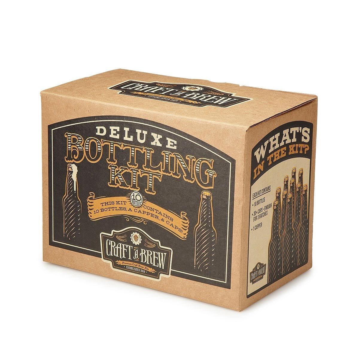 Deluxe DIY Bottling Kit