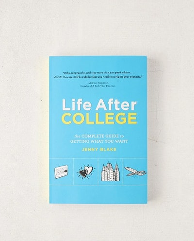 """""""Life After College"""" by Jenny Blake"""