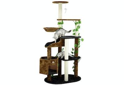 Go Pet Club 74-Inch Cat Tree