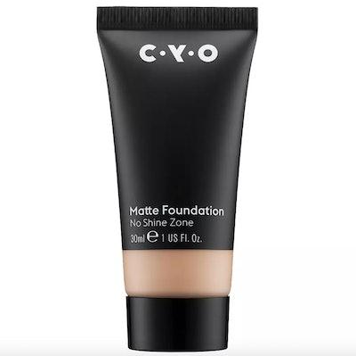 CYO No Shine Zone Matte Foundation