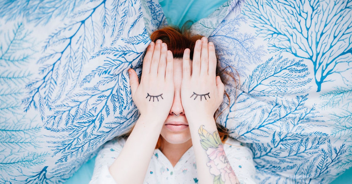 6 Things To Think About Before Bed That Won't Just Send You Into A Stressful Spiral