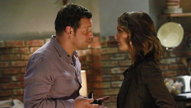 Did karev and addison hook up