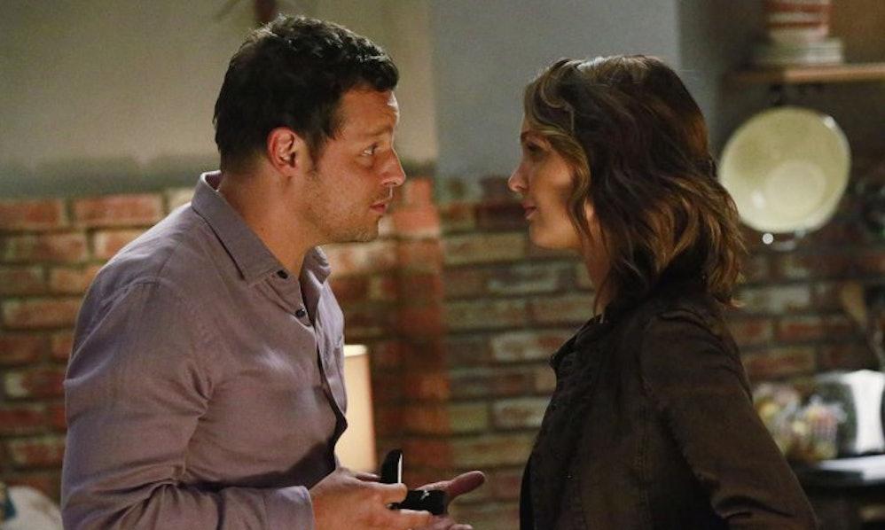 Alex & Jo\'s Wedding On The \'Grey\'s Anatomy\' Season Finale Will ...