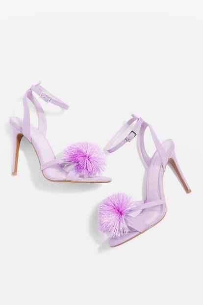 Renee Pom Pom Sandals